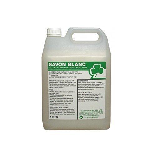 Clover Savon Blanc 5Ltr Luxury Hand Wash