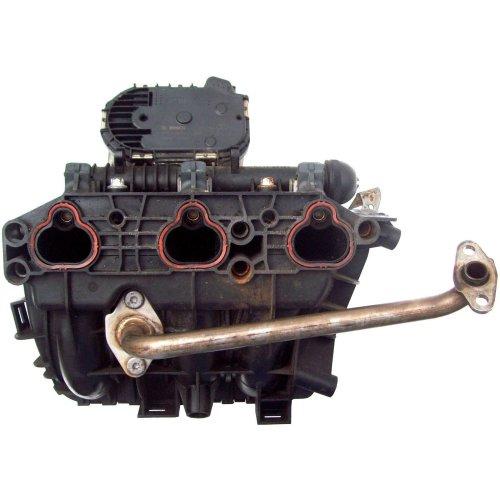 Vauxhall Opel Corsa C 12V 1.0 Petrol Intake Manifold + Throttle Body + Injectors