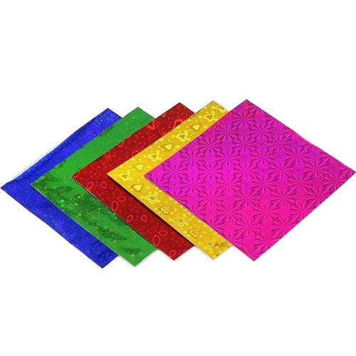 100 Sheets Colorful Square Origami Papers Craft Folding Papers #02