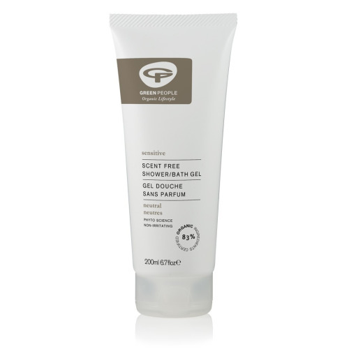 Green People 15% off Neutral/scent Free Shower Gel 200ml