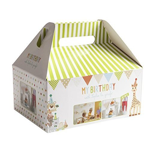Sophie la girafe - Infant/Toddler Birthday Party Set - Set of 12