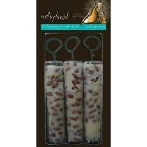 Mayfield Treat Fat Sticks With Peanuts 3pk 180g (Pack of 6)