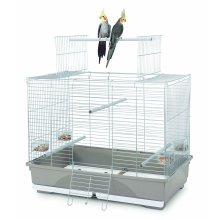 Imac Wilma Open Top Bird Cage With Pull Out Tray