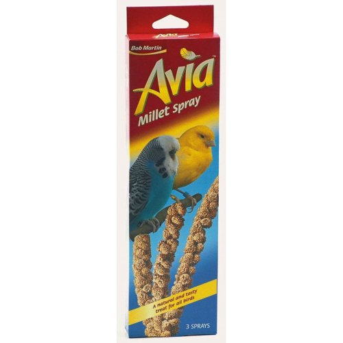 Bob Martin Avia Millet Sprays 3pk (Pack of 8)