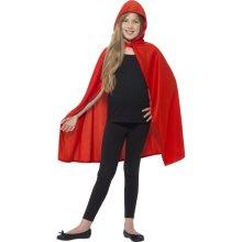 Kids Red Riding Hood Vampire Cape (S/M)