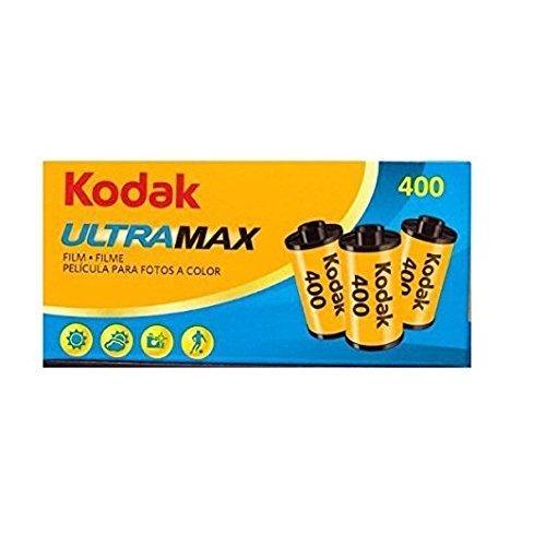 Kodak 6034052 Ultra Max 400 Film Blue Yellow