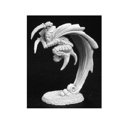 Reaper Miniatures Dark Heaven Legends 02782 Warl Hellbore Assassin