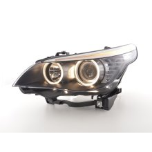 Spare parts headlight left BMW serie 5 E60/E61 Year 2007-2010