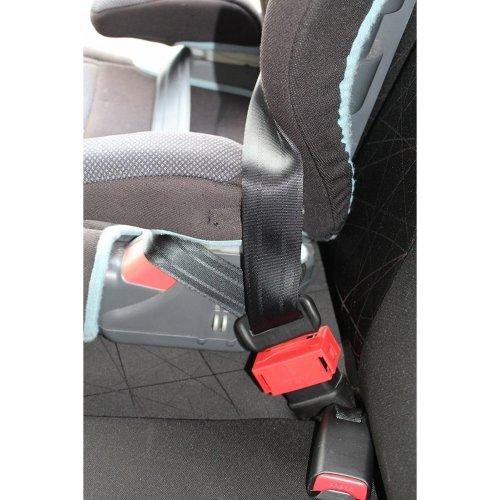 BuckleSafe! Car Seatbelt Security Device