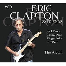 Eric Clapton - Eric Clapton and Friends [CD]