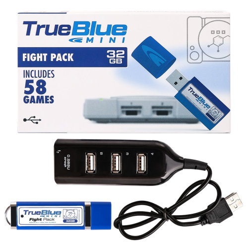 True Blue Mini Fight Pack for PlayStation Classic