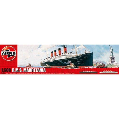 Airfix 1:600 Scale RMS Mauretania Model Kit