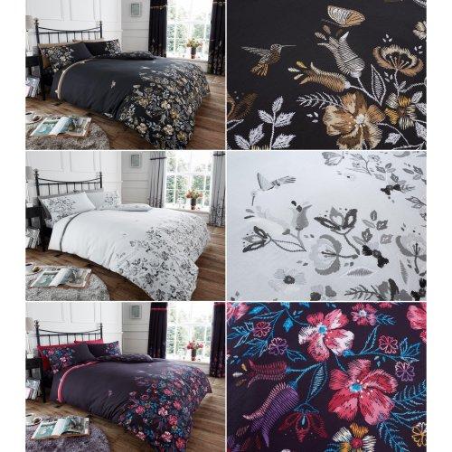 Maria Floral Duvet Cover Bedding Set