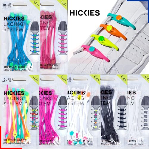 Hickies Kids Laces Lacing System