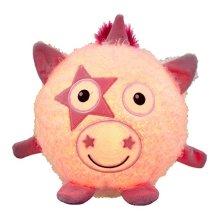 Oodlebrites 13911.4300 Unicorn Light-Up Plush Toy