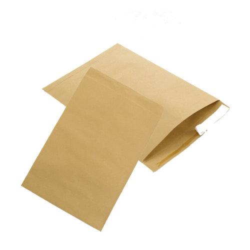 50PCS HARD CARD BOARD BACK BACKED 'PLEASE DO NOT BEND' ENVELOPES BROWN