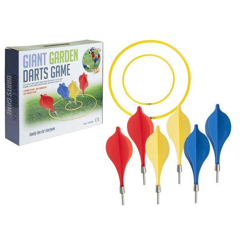Giant Garden Darts Outdoor Family Fun