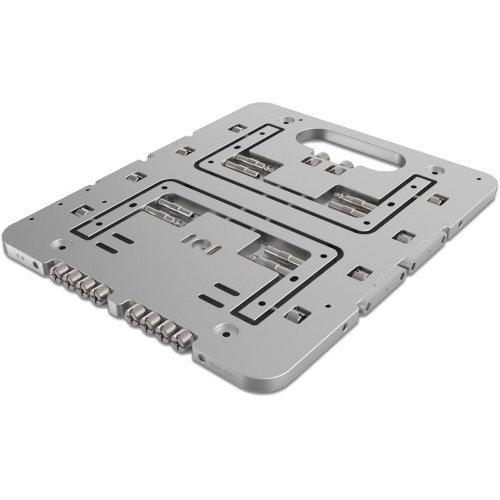 Streacom ST-BC1 Mini Silver Aluminium Open Benchtable ST-BC1-MINI-SILVER