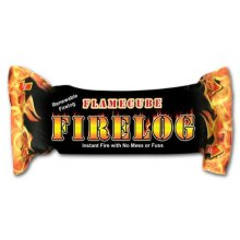 15pc Flamecube Firelog | Pack Of Instant Fire Logs