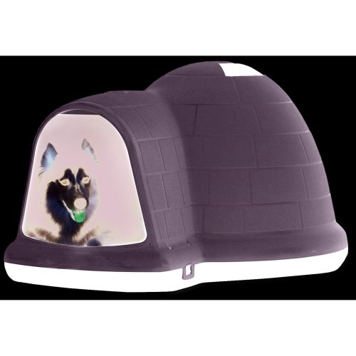 "Indigo Igloo Style Dog Kennel - Extra Large 52""(L) x 39""(W) x 30(H)"""
