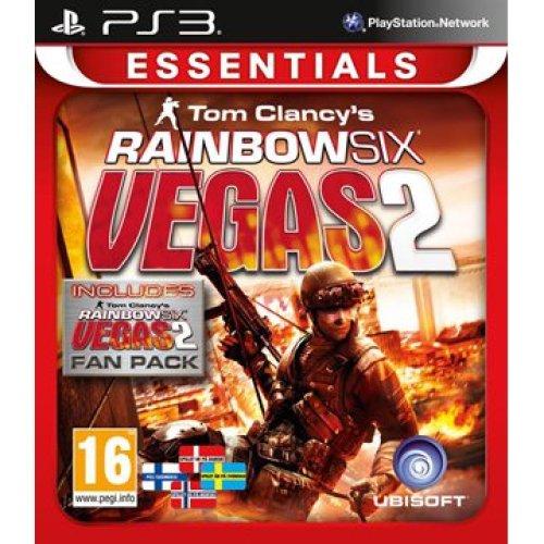 Rainbow 6 Vegas 2 Complete Edition Essentials PS3