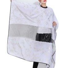 Haircut Apron Hairdressing Gown Cloth Wrap Protect Hair Design Hair Cutting Cape