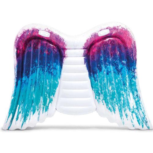 Intex Inflatable Pool Float Angel Wings Mat Water Lounger Mattress 58786EU