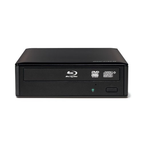 Buffalo Brxl-16u3-eu Blu-ray Dvd Combo Black Optical Disc Drive