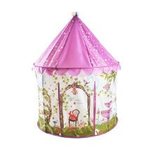 Cute Princess Play Tents Indoor/Outdoor Play Tent for Kids Under 7 Years Old