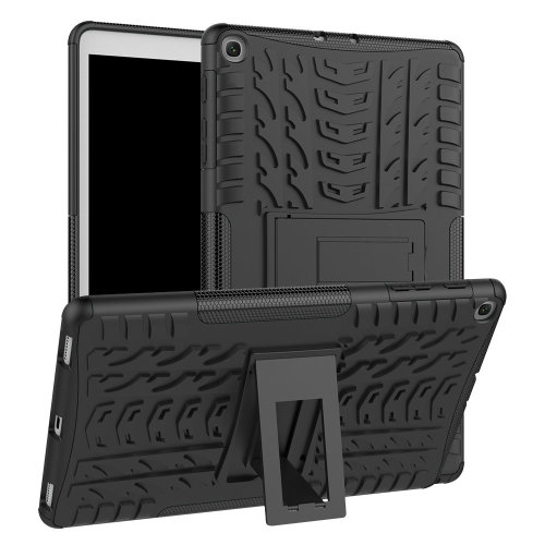 For Galaxy Tab A 10.1 2019 T510/ T515 Shockproof Case (Black)