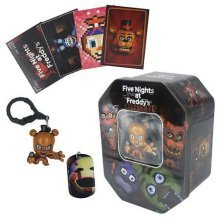 Five Nights At Freddy's Collectable Tin