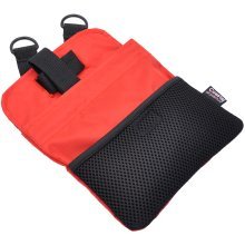Coastal Multi-Function Treat Bag-Red
