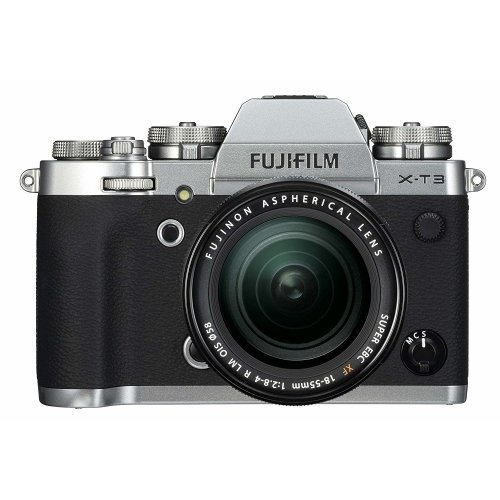 Fujifilm X-T3 With XF 18-55mm F2.8-4R Lens - Silver | Mirrorless Camera