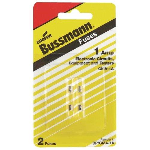 Eaton Cooper-Bussman BP-MAS-3A 2 A Glass Electronic Fuse