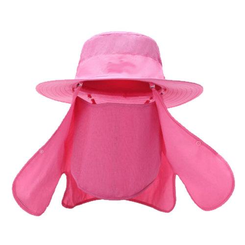 Summer Sun UV Protection Fisherman Visor Outdoor Cap#B