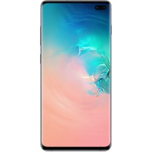 (Unlocked, Prism White) Samsung Galaxy S10+ 128GB