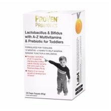 Proven  Lactobacillus & Bifidus For Toddlers 60g