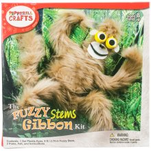 Fuzzy Stem Kit-Gibby Gibbon