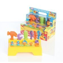 Educational Work Bench and Play Tools by Castle Toy