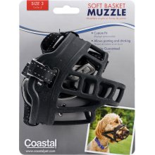 Coastal Soft Basket Muzzle-Beagle, Corgi, Schnauzer