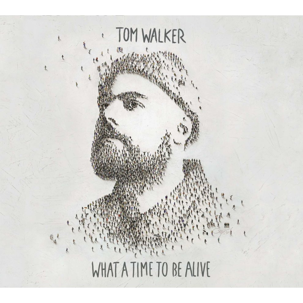 Tom Walker - What A Time To Be Alive , CD Album
