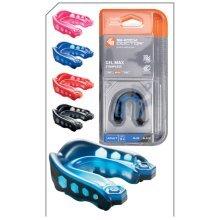 Black Blue Adult's Gel Max Shockdoctor Mouthguard - Shock Doctor Adults -  gel max shock doctor mouthguard blue adults black