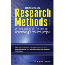 Introduction to Research Methods: 4th edition