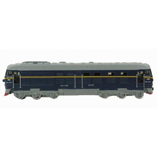 Simulation Locomotive Toy Model Trains Toy Train, Blue (23*4*5.5CM)