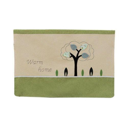 Home Creative 50-Inch TV Cloth Decorative Dustproof Cover, Small Tree