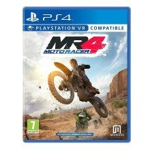 Motoracer 4 Mr4 Psvr Sony Playstation 4 Ps4 Game