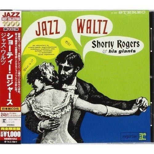 Shorty Rogers - Jazz Waltz [CD]