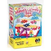 Creativity for Kids Mosaic Jewelry Box