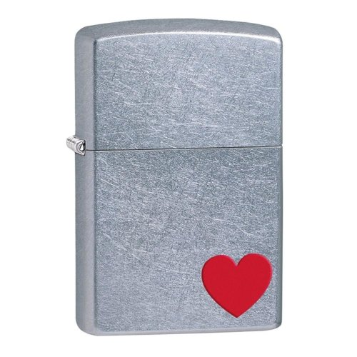 Love Street Chrome Zippo Lighter