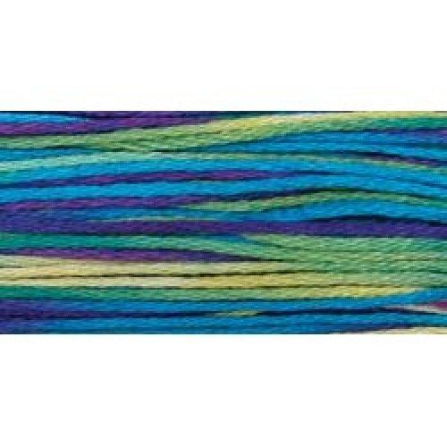 Weeks Dye Works 6-Strand Embroidery Floss 5yd-Mermaid